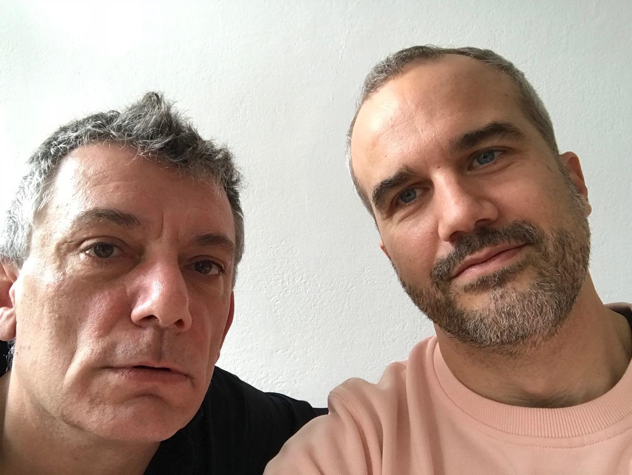 Philipp Gehmacher & Marino Formenti