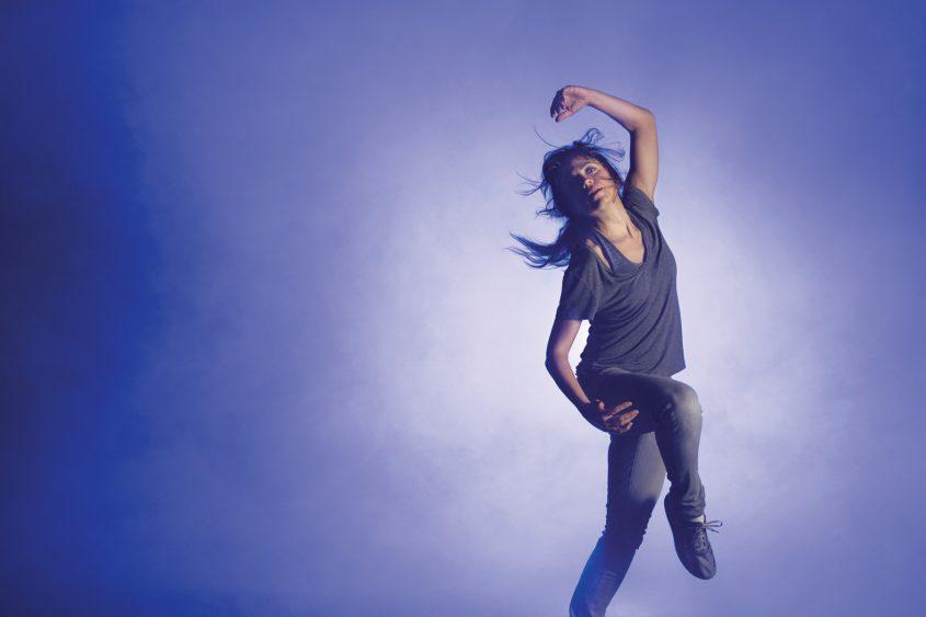 Nicola Gunn tanzt