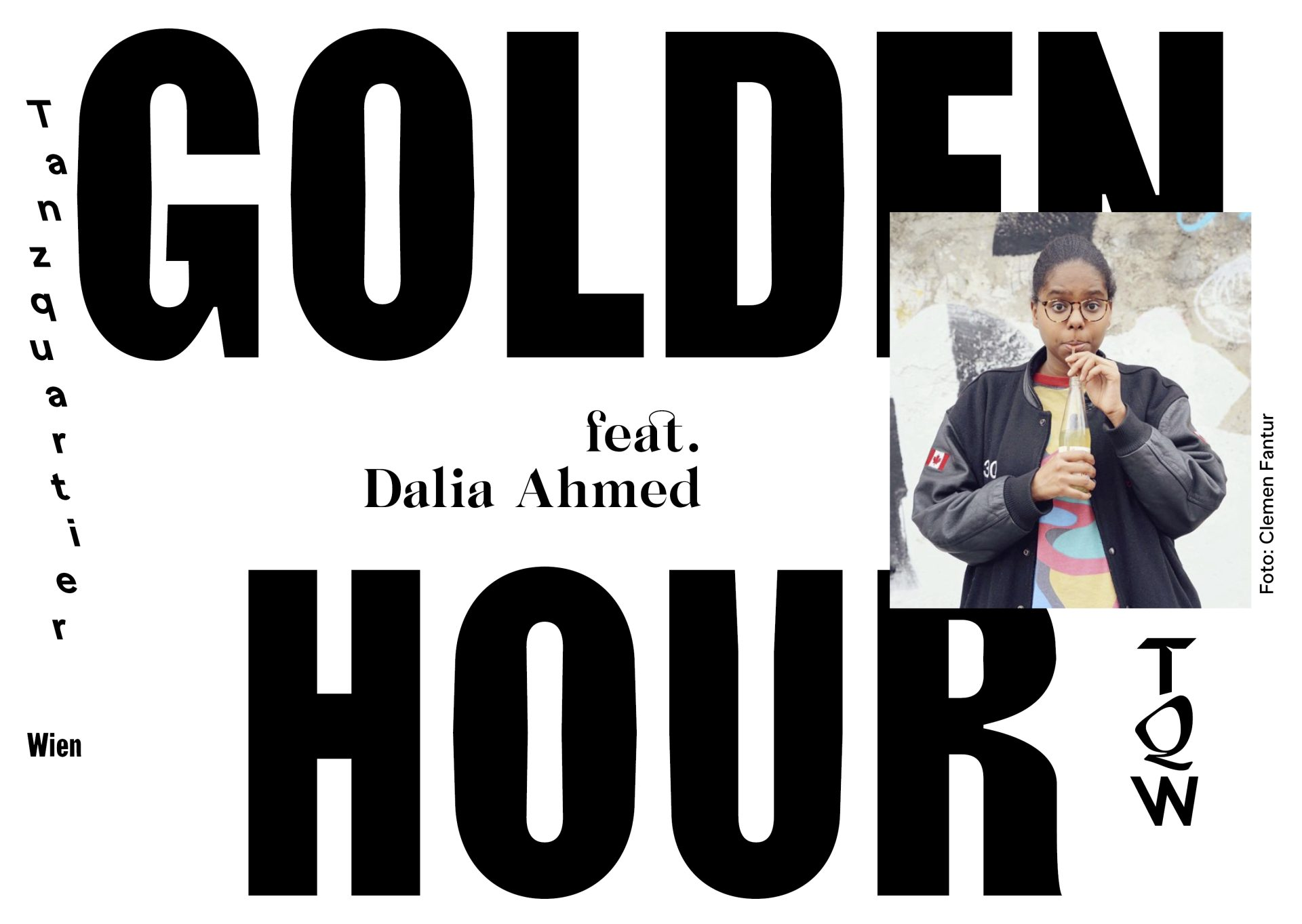 Golden Hour TQW feat. Dalia Ahmed