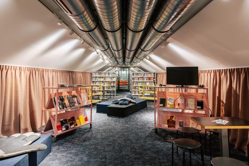 T Q W Bibliothek